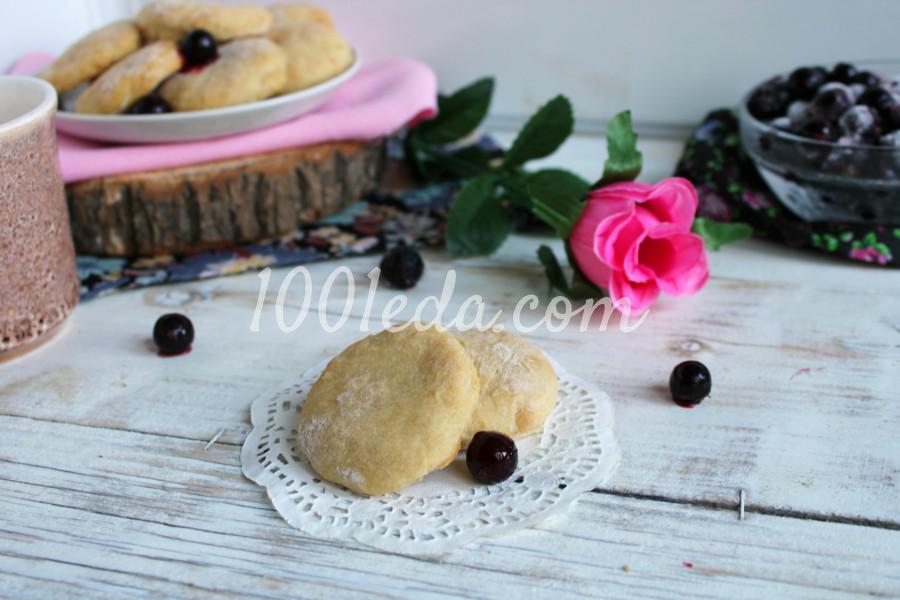 Безглютеновое печенье из рисовой муки: пошаговый с фото
