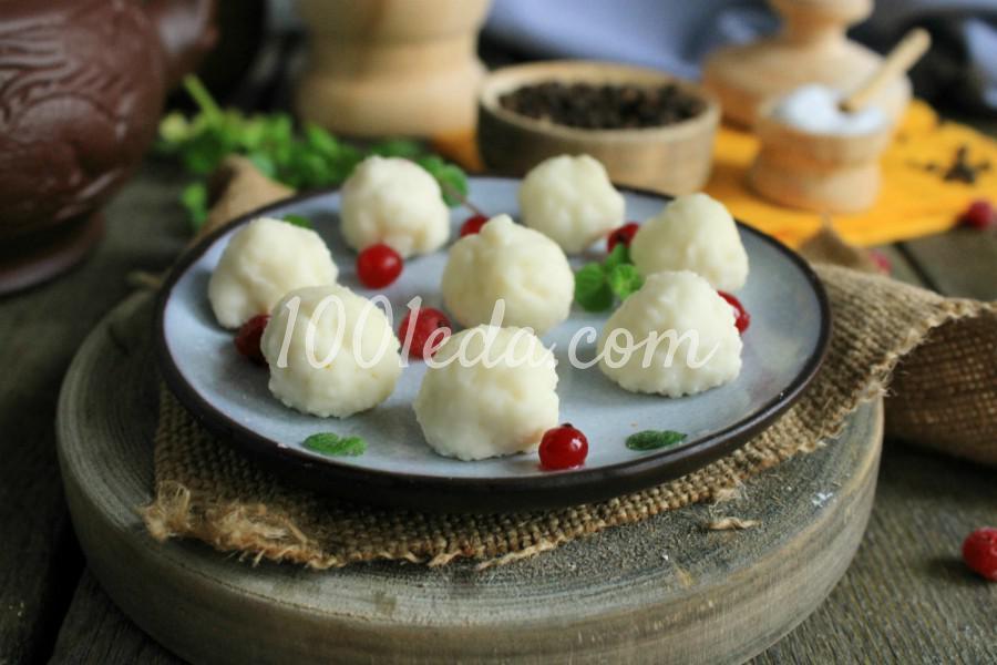 Натуральный домашний сыр: пошаговый с фото