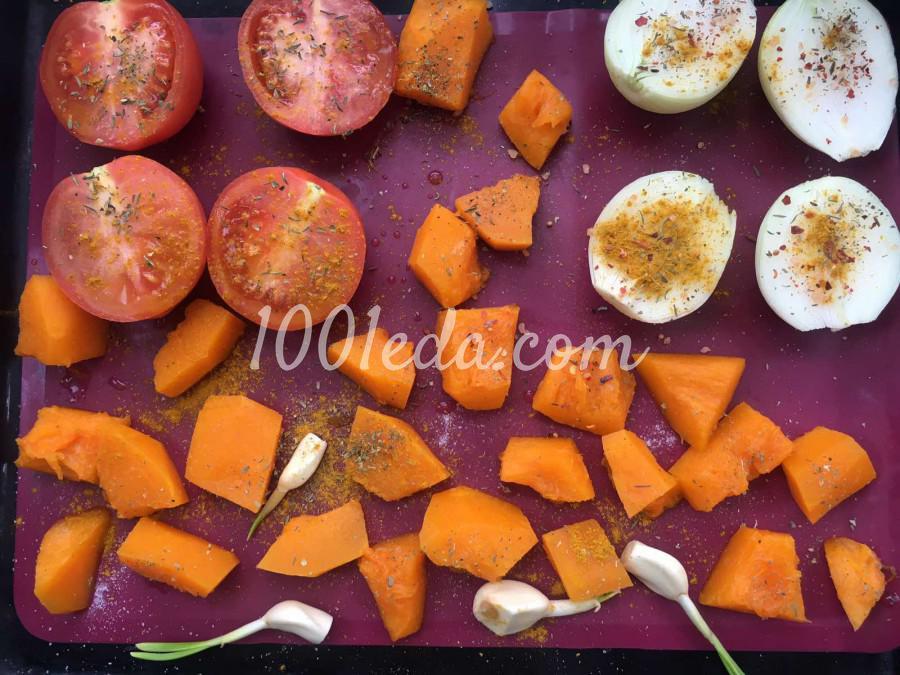 Суп-пюре из тыквы (постный): пошаговый с фото - Шаг №1