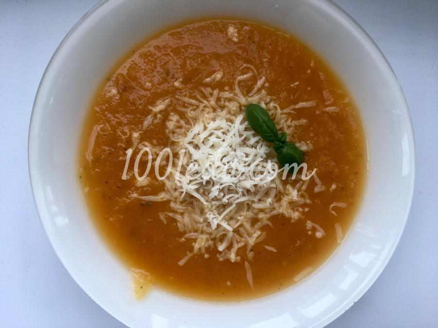 Суп-пюре из тыквы (постный): пошаговый с фото - Шаг №5