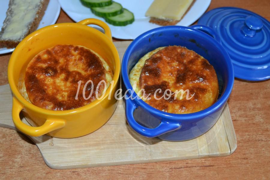 Пышный омлет в духовке: пошаговый с фото