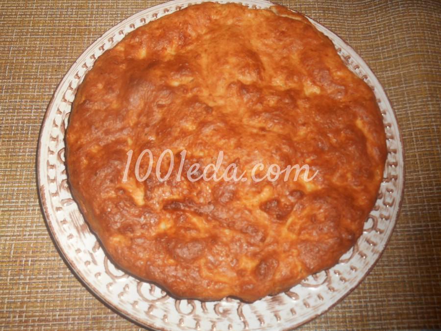 Нежнейший творожный пирог на скорую руку