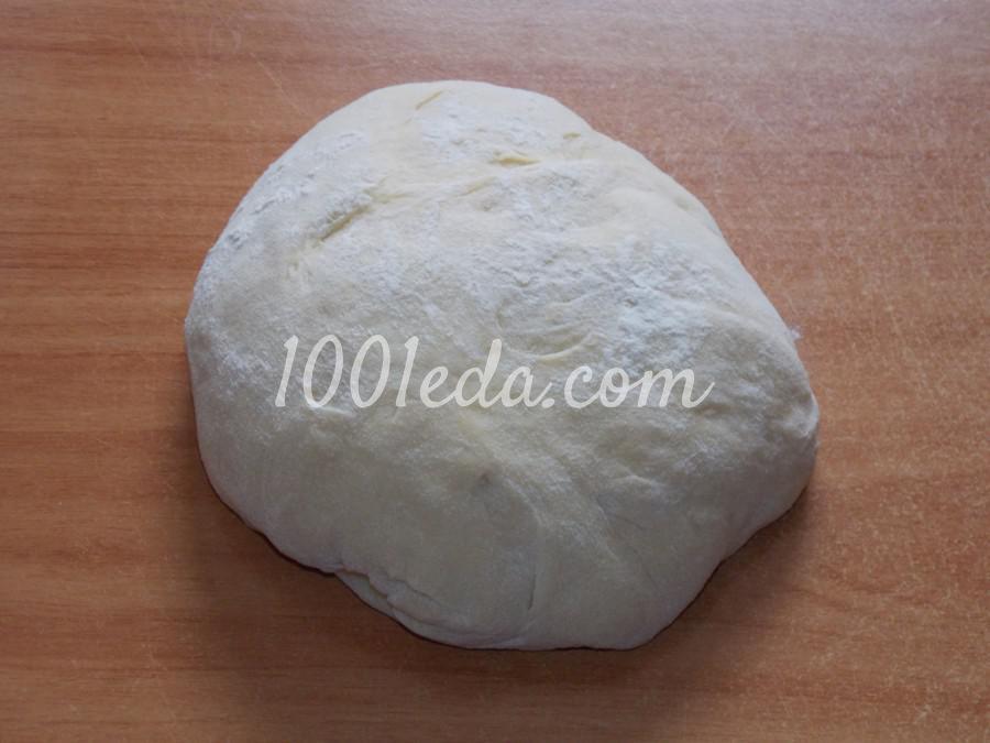 Булочки с изюмом в хлебопечке: пошаговое фото - Шаг №2