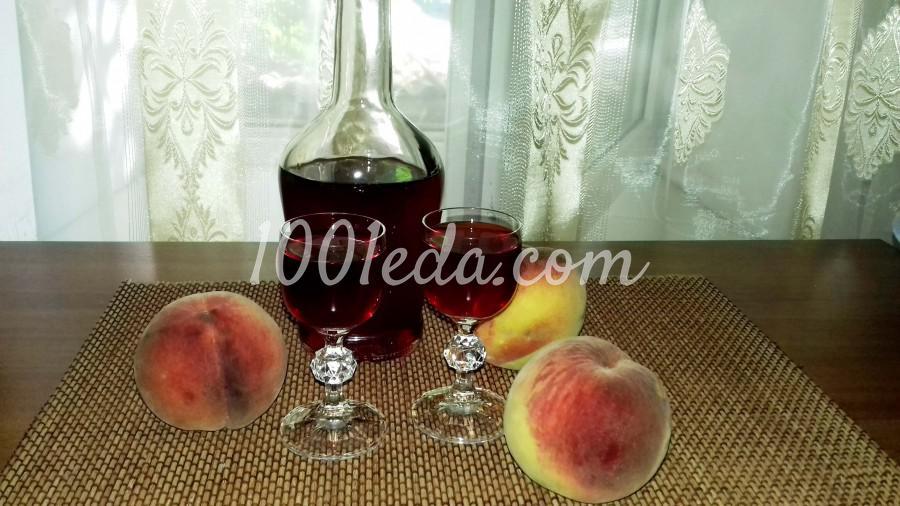 Домашний вишневый ликер