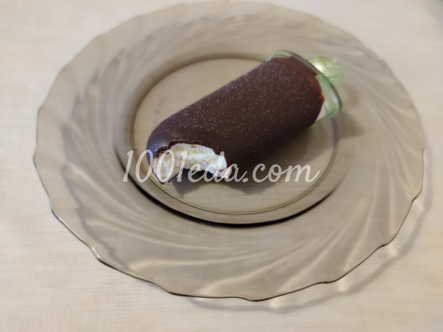 Мороженое Эскимо: пошаговое фото