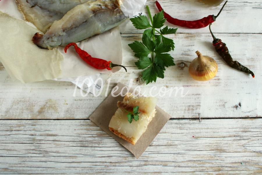 Балык рыбный из толстолобика: пошаговое фото