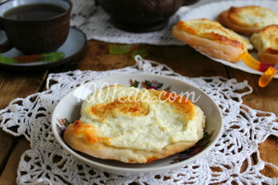Картофельные и творожные шаньги: пошаговый с фото