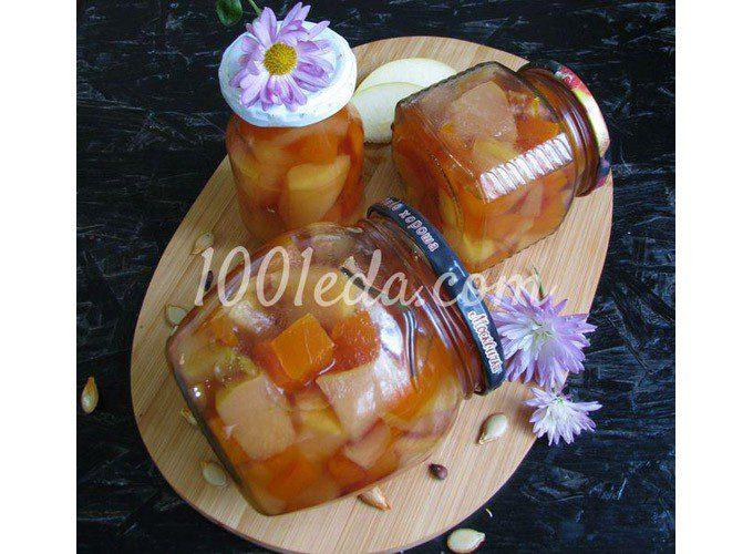 Варенье из тыквы и айвы: пошаговый с фото