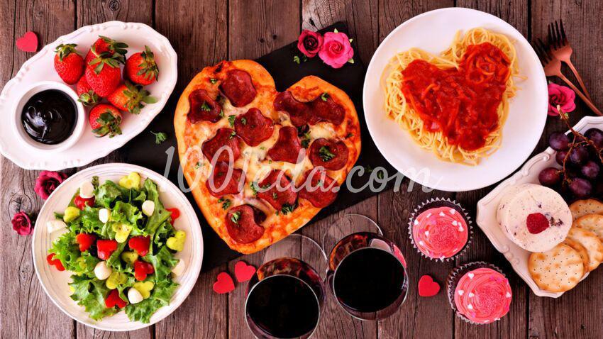 Меню Дня Святого Валентина: идеи для романтического ужина