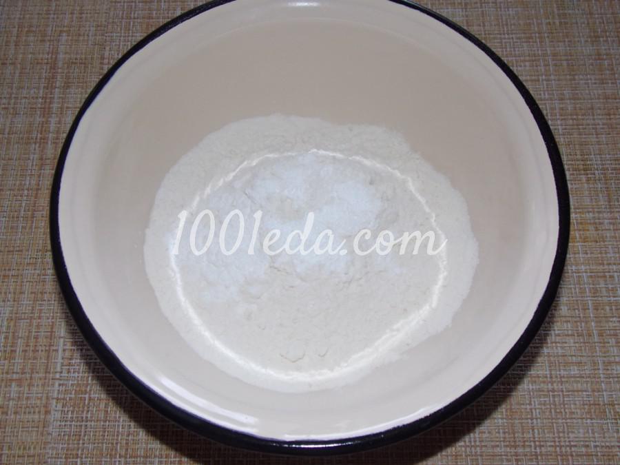 Ленивые вареники с клубникой на сковороде: пошаговый с фото - Шаг №2