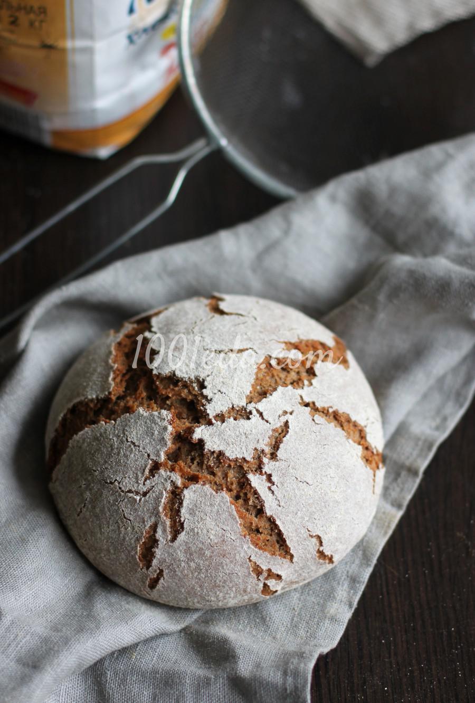 Хлеб финский ржаной на закваске